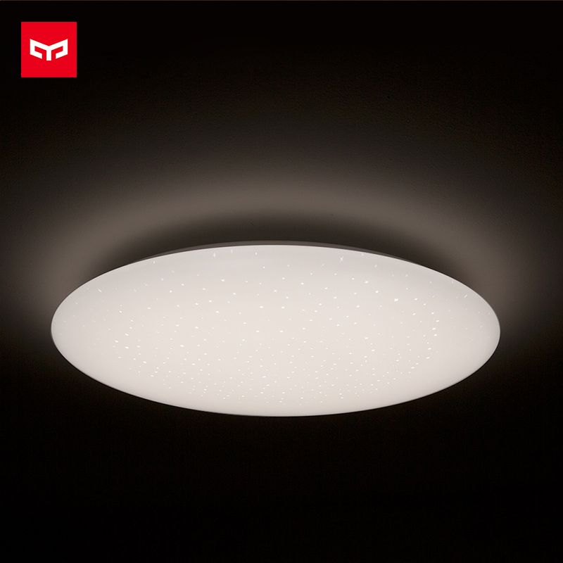 Xiaomi Yeelight Ceiling Lamp Starry Sky Version Ceiling Light App Control Adjustable Brightness 480mm Sealed Against Dust Bug