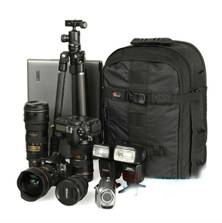 Promotion Sales NEW Genuine Lowepro Pro Runner 350 AW Shoulder Bag Camera bag put 15.4 laptop with All weather Rain cover