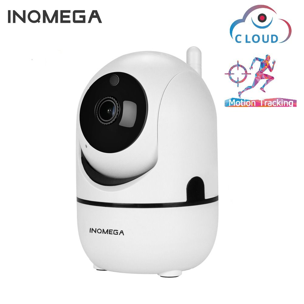 INQMEGA 1080P Cloud Wireless IP Camera Intelligent Auto Tracking Of Human Home Security Surveillance CCTV Network Mini Wifi <font><b>Cam</b></font>