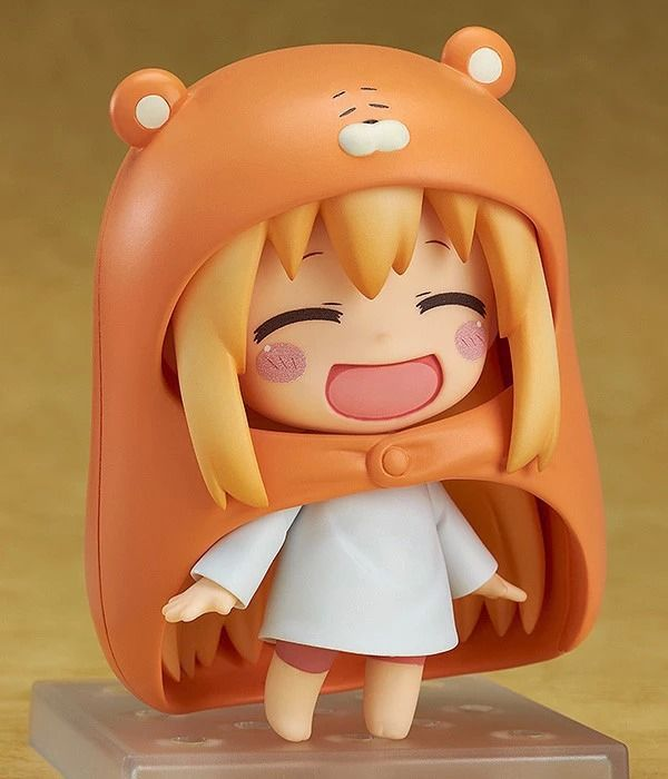 2016 New 10cm Lovely Smile Nendoroid Manga Comic Anime Himouto Umaru Chan Super Cute Action Figure