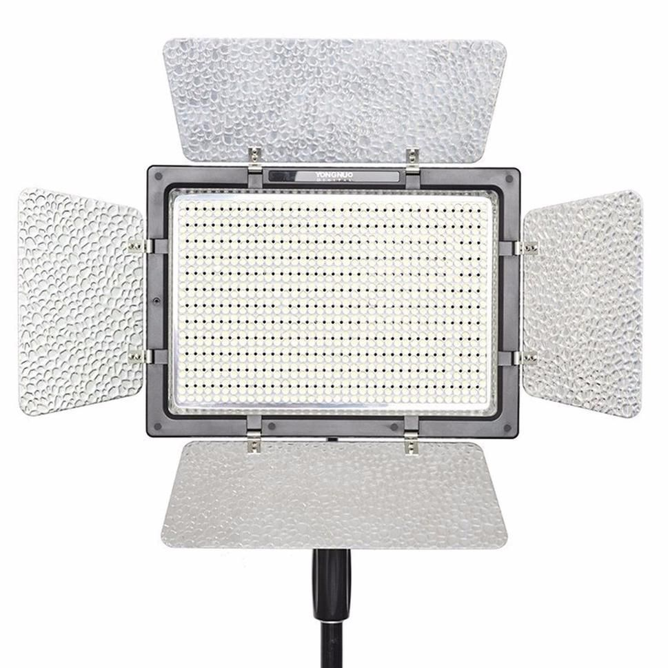 YONGNUO YN900 Pro LED Video Light Lamp 5500K Camera Camcorder APP Control 900 LED Video Light Outside Lighting Solution