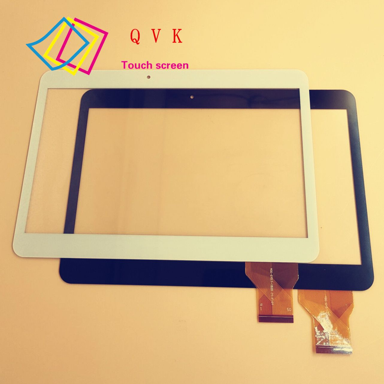 10,1 Zoll Für IRBIS TZ11 TZ12 TX14 TX19 tablet pc kapazitiver touch screen panel digitizer glas VTC5010A28-FPC-1