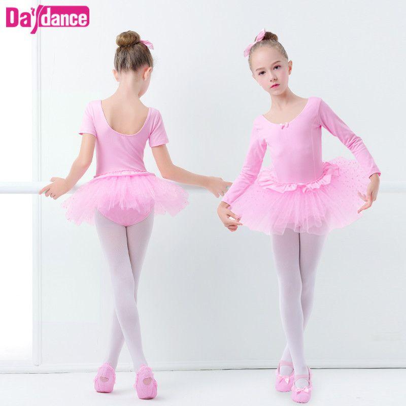 Обувь для девочек детские милые платье принцессы с длинными рукавами хлопок O Средства ухода за кожей Шеи Балетные костюмы-пачка Детские ро...