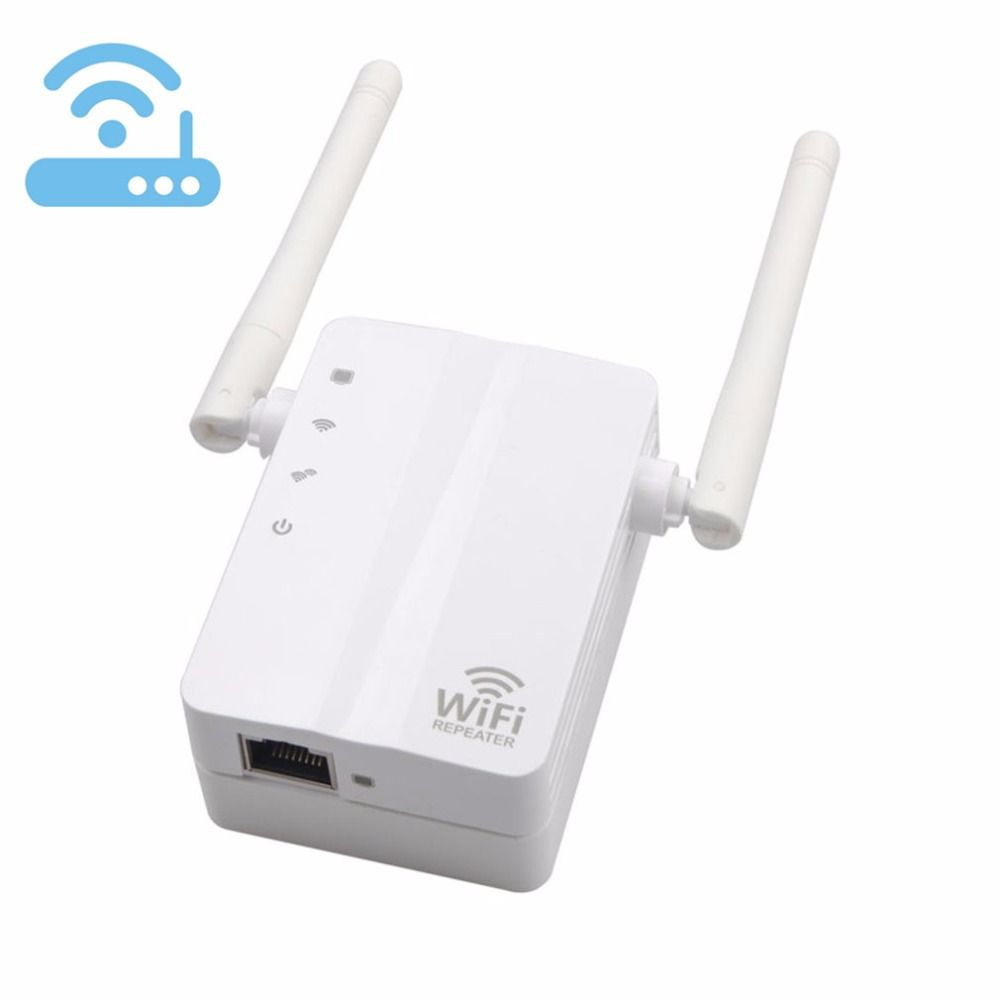300 Mbps High Speed Wireless Repeater Router 1WAN + 1LAN Port MT7628KN Chipset 2,4 Ghz WiFi Integrierte Omni Directional luft
