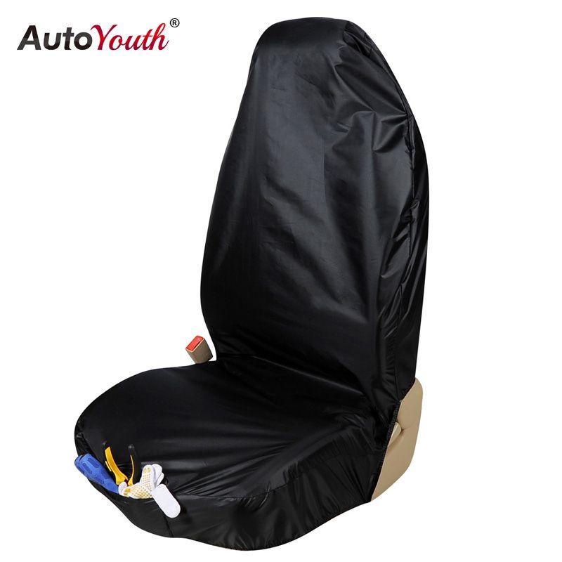 Autoyouth Премиум Водонепроницаемый Ковш Сиденья (цельнокроеное платье) универсальный, подходит для большинства автомобилей грузовых внедорож...