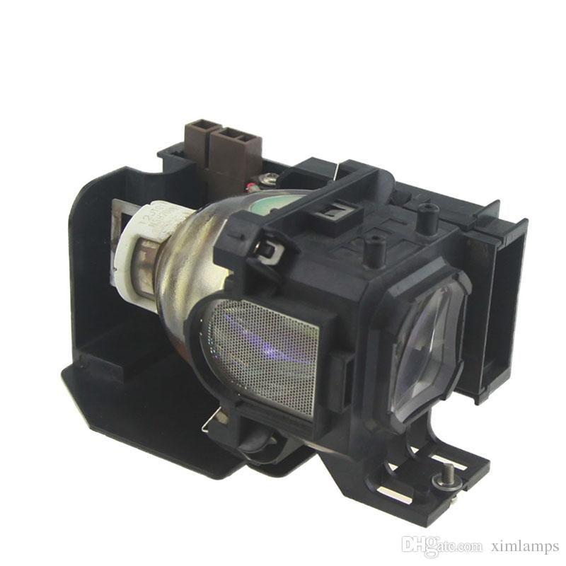 For NEC VT490 VT491 VT580 VT590 VT595 VT695 VT495 CANON LV-7250 LV-7260 XimLamps VT85LP Replacement Projector Lamp with Housing