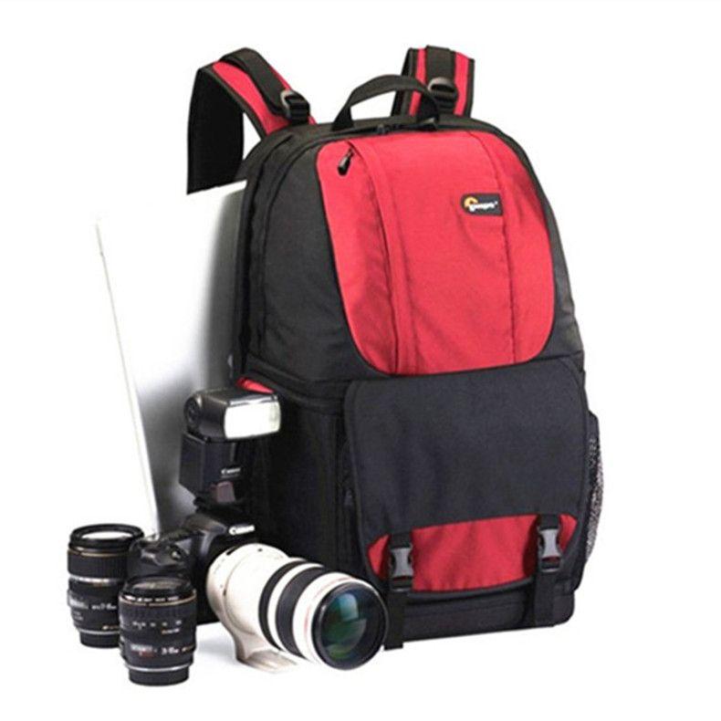 Lowepro Fastpack 350 FP350 SLR Digital Camera Shoulder Bag 17 inch laptop with all weather Rain cover