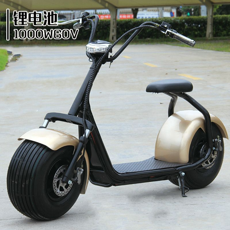 60V electric bicycle Harley car adult ebike battery car electric motorcycles scooter lithium trolley wheel passenger tricycle