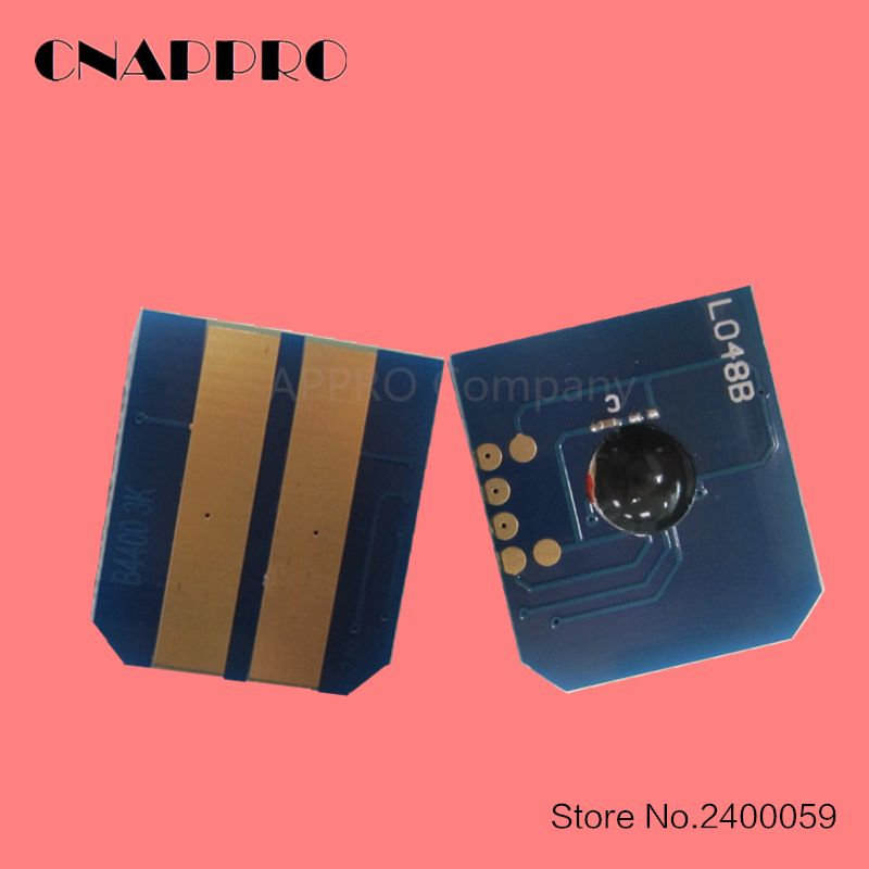 B410 B430 B440 Toner Cartridge Chip for Okidata Oki B410 Copier Chip