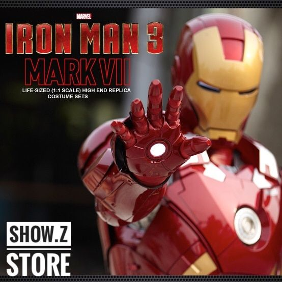 [Show.Z Store] Killerbody 1:1 Iron Man MK7 Wearable Armour Finished Version Wearable Suit Cosplay Custom