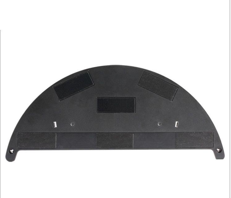 1 pcs panneau de vadrouille + 1 pièces chiffon de vadrouille pour ilife V5S v5s pro V5 ILIFE V3s V3S PRO V3 robot aspirateur pièces vadrouille tissu cadre panneau