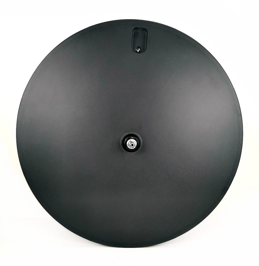 Fabrik outlet 700C 23mm breite carbon disc räder track/rennrad 3 k/12 k weben disc dreht klammer/tubular carbon räder