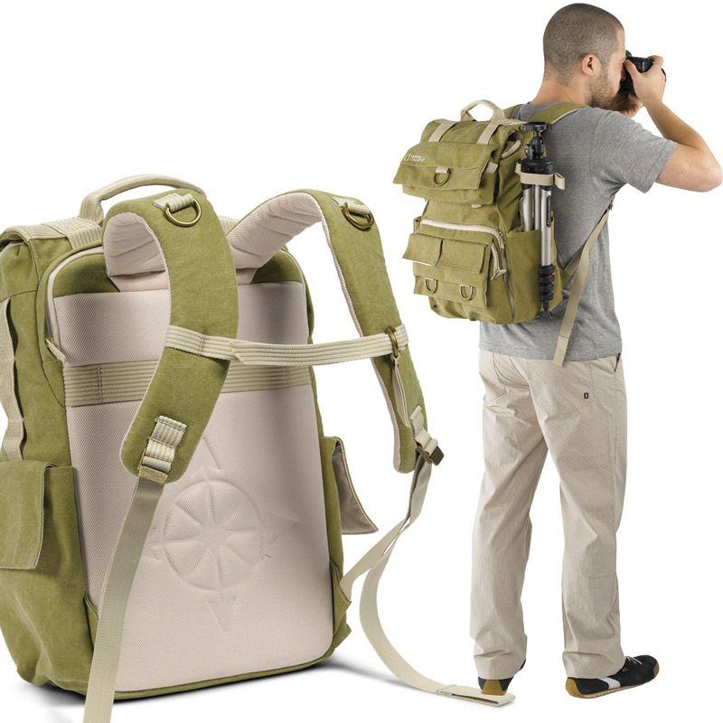 Neue Muster NATIONAL GEOGRAPHIC NG 5160 Kameratasche Rucksäcke Video Foto Taschen für Kamera Rucksäcke Taschen