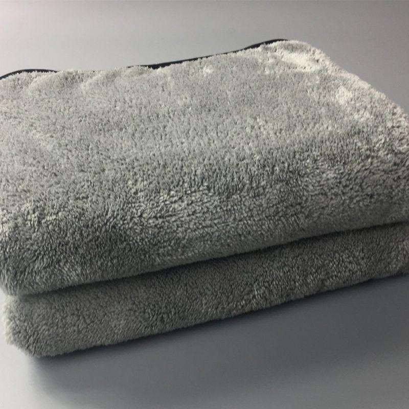 Car Care Wax Polishing Detailing Towels Car Washing Drying Towel Super Thick Plush Microfiber Car Cleaning Cloth