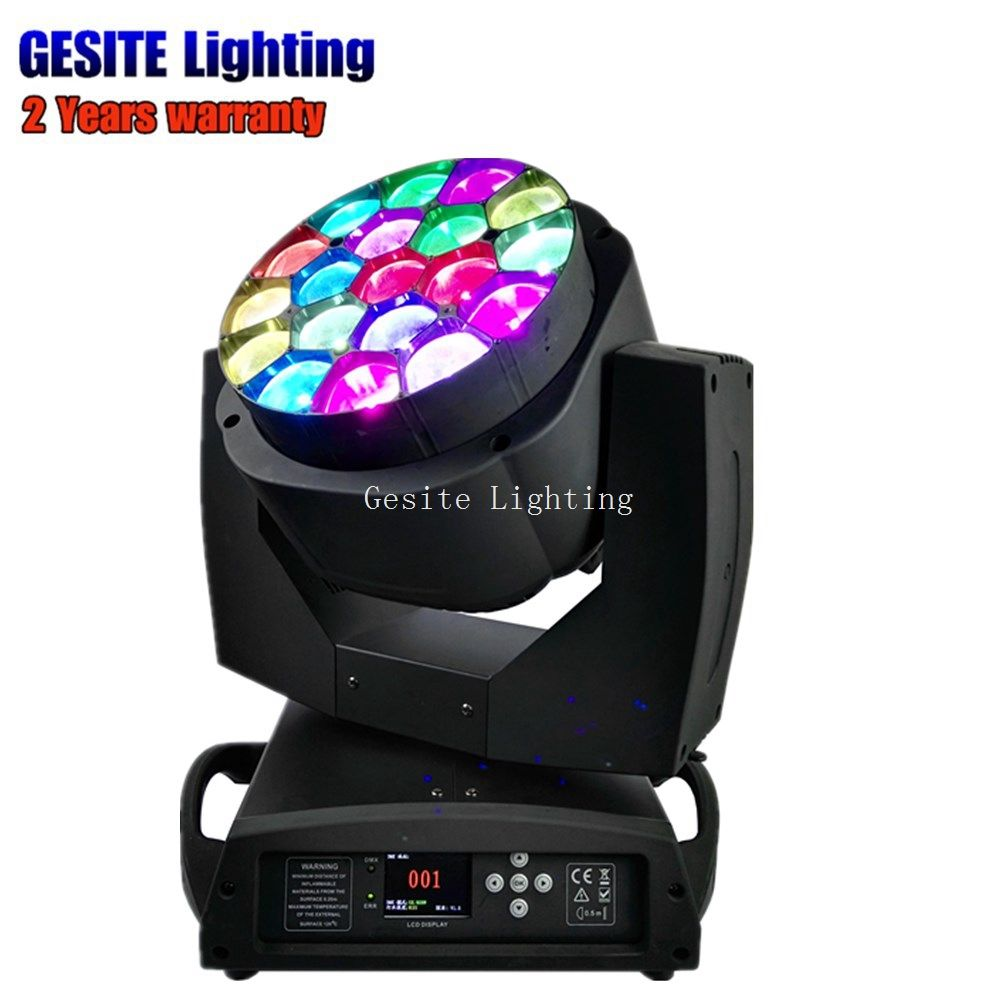 Clay paky b auge k20 4in1 led big bee auge 19 stücke zoom China bewegliches hauptlicht