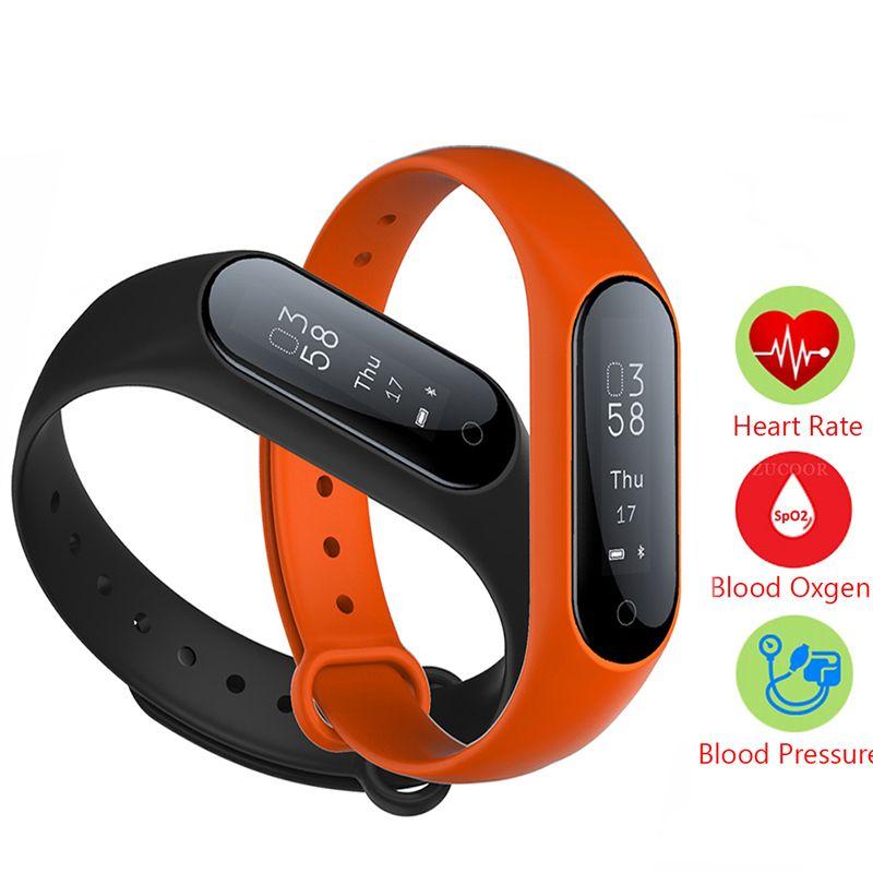 Y2 Plus Blutsauerstoffsättigung Smart Band Pulsmesser Fitness Tracker Blutdruck Uhren Stoppuhren Für Android ios telefon