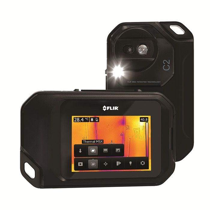 FLIR C2/ C3-Wi-Fi All New Original Infrared Thermal Imager IR Camera Heat Sensor FLIR C2/C3