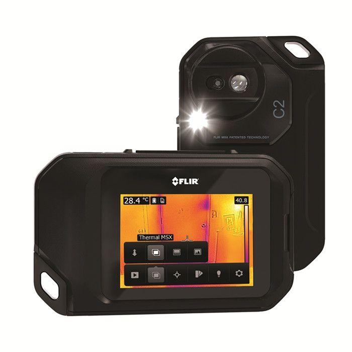 FLIR C2/C3-Wi-Fi Tout Nouvel Original Infrarouge Imageur Thermique IR Caméra Capteur De Chaleur FLIR C2/C3