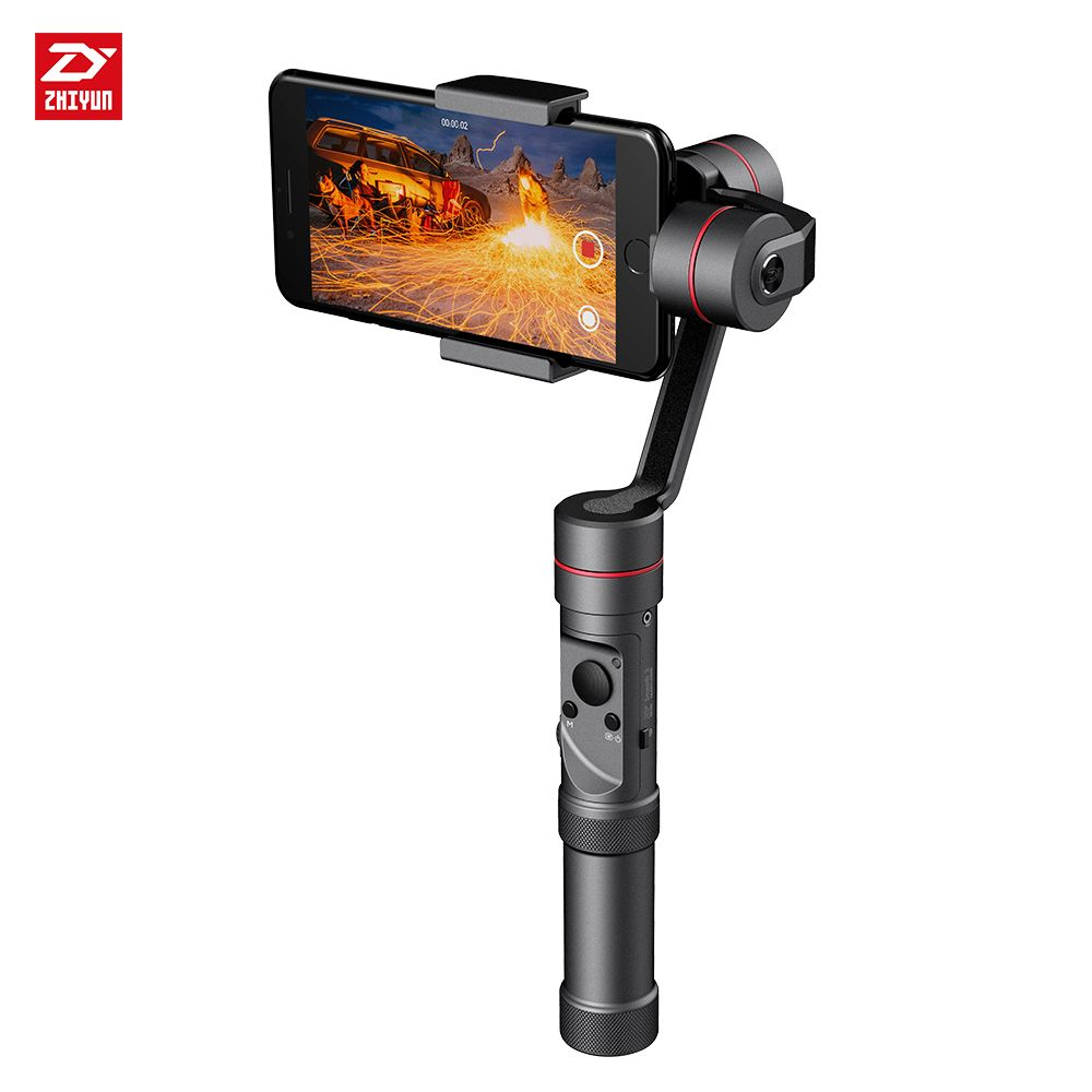 Zhiyun Smooth 3 3-Axis Handheld Gimbal Stabilizer Camera Mount for Smartphone Gopro3/4/5