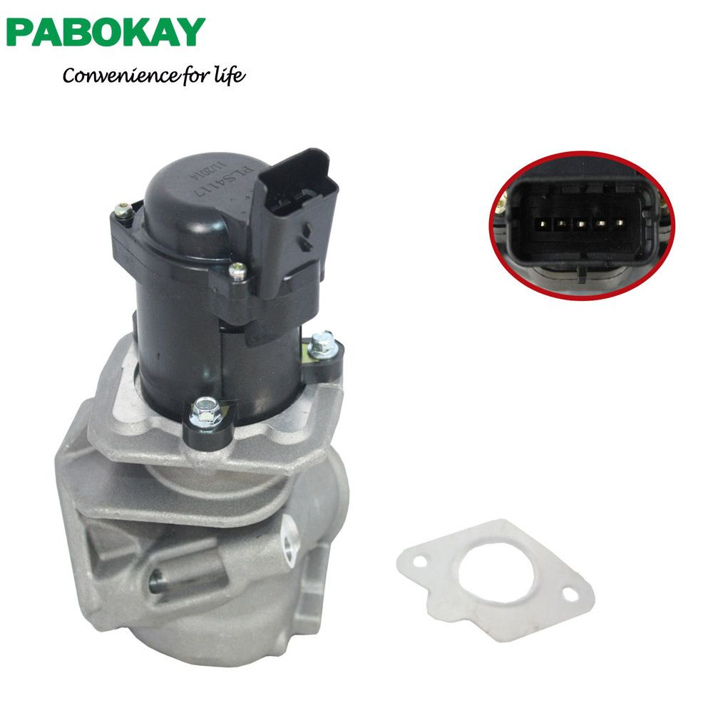 EGR valve For CITROEN C1 C2 C3 FORD PEUGEOT TOYOTA AYGO 1.4 HDI SU00100702 1618N8 1618PF 161846 9658203780 1333611 1363591