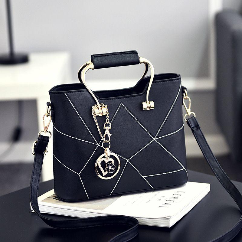 SDRUIAO Messenger Bag for Women 2018 Ladies' PU Leather Handbags <font><b>Luxury</b></font> Quality Female Shoulder Bags Famous Women Designer Bags