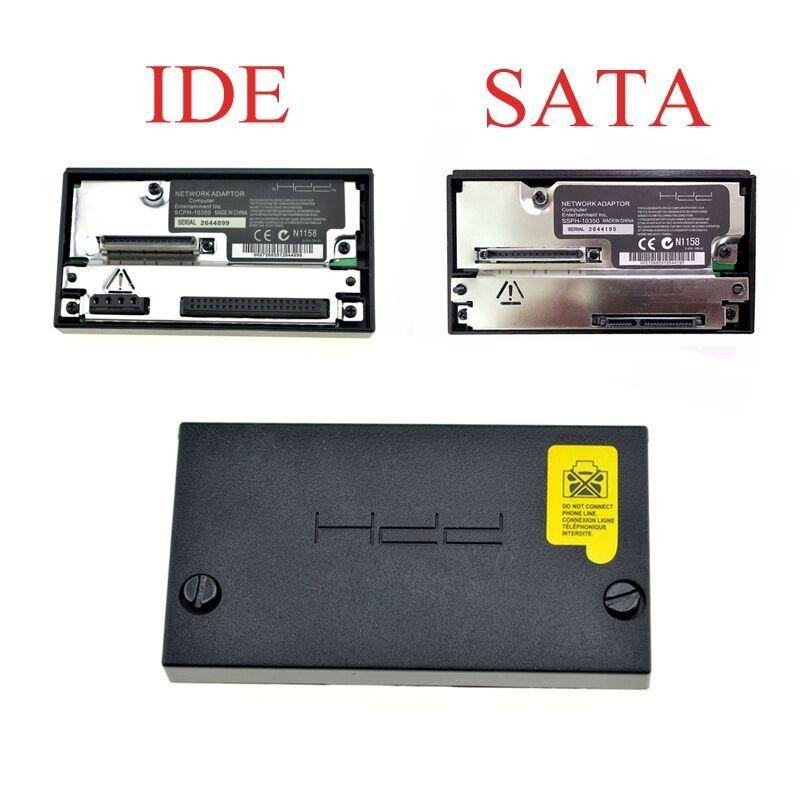 Adaptateur SATA réseau HDD pour PS2 grosse Console prise adaptateur IDE SCPH-10350 pour Sony Playstation 2 gros adaptateur jeux accessoires
