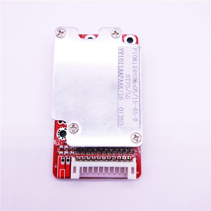 E-bike-akku 10 S 36 V Li-Ion Lithiumzelle 40A 18650 Batterie Schutz BMS Platine Balance