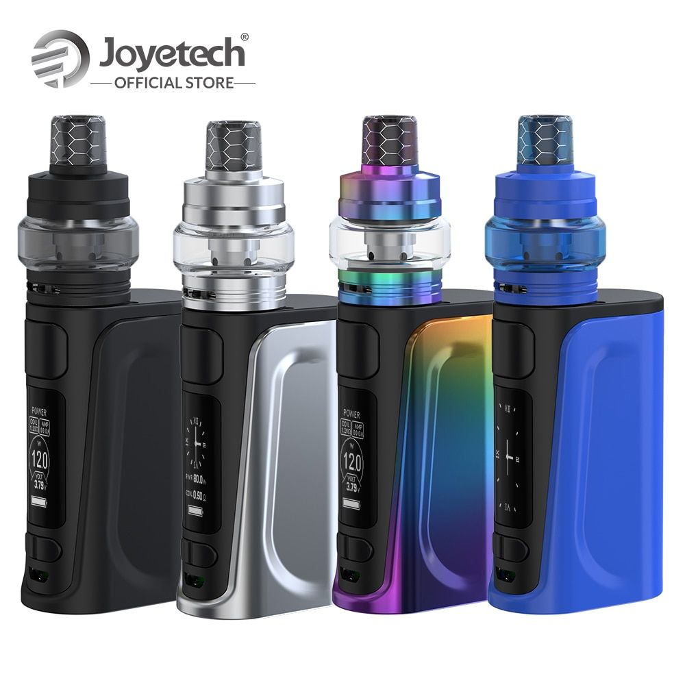 Original Joyetech eVic Primo Fit with 3ml EXCEED Air Plus Tank 2800mAh Built in battery EX Head Vaper Electronic Cigarette