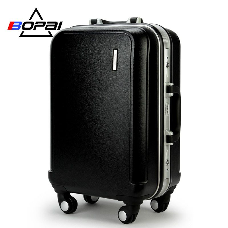 24 inches Trolley Suitcase High Quality Rolling Luggage Large Capacity Travel Luggage Suitcase for Men and Women