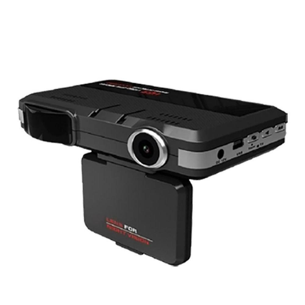 2in1 Car DVR Radar Dash Cam Laser Video Speed Detector/GPS Car Camera Record 140 Degree High-Definition Resolution: 1280x720