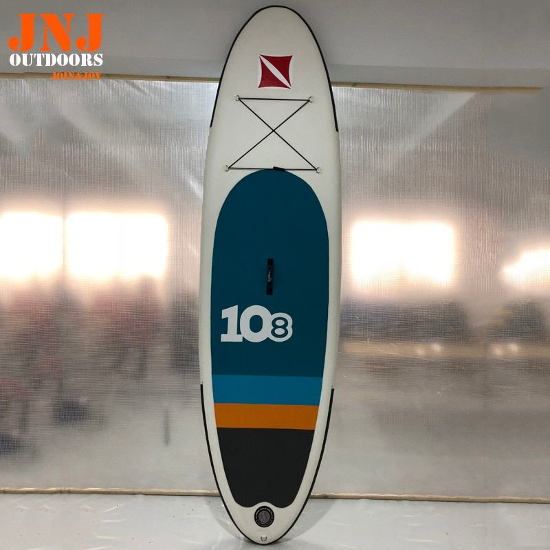 10'8 high quality inflatable sup board isup with bag and accessories