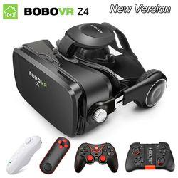 Виртуальной реальности, 3D VR очки оригинальные BOBOVR Z4/bobo vr Z4 мини google картона VR коробка 2,0 для 4,0-6,0 дюймовый смартфон