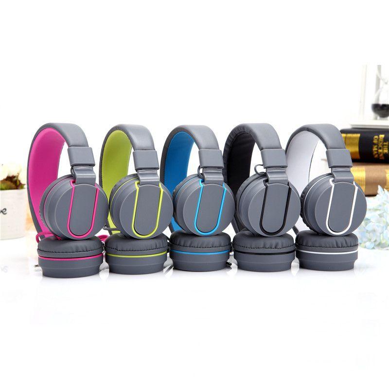Feeya I35 casque d'écoute réglable écouteurs détachables casque fone de ouvido avec Microphone pour téléphone portable, ordinateur