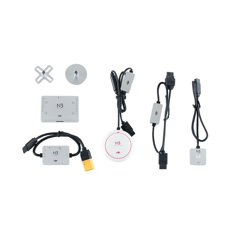 Original DJI N3 Flight Controller w/ GPS LED PMU Dual IMU Redundancy Design / Supports SDK Sport Mode