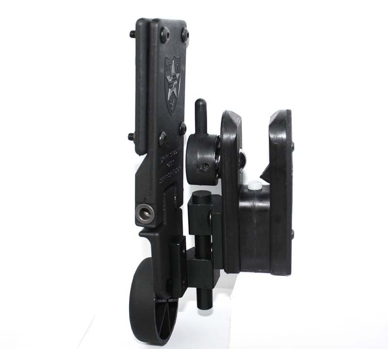 New Competition Airsoft Tactical Quick Draw CR Left Right Handed Black Airsoft IPSC Holster-Free Shipping