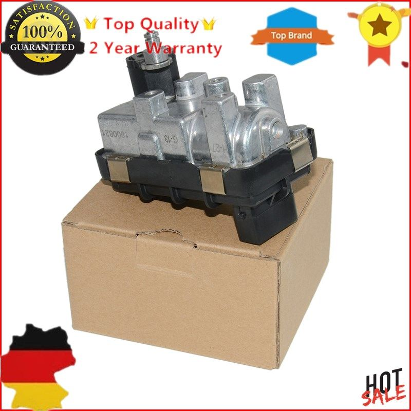 Turbo Electric Actuator 6NW009543 763797 G-13 G013 For BMW F01 730d Mercedes S C E R G ML GL 350 CDI W212 BlueTEC,For Volvo