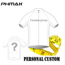 PHMAX brand manufacturer custom cycling jersey /cycling clothing/sportswear Breathable cycling wear mtb custom bicycle clothing