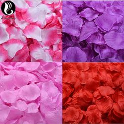 100Pcs/Pack 5*5cm Artificial Flowers Artificial Flower Wedding Accessories Wedding Petals Petalos De Rosa De Boda BV268