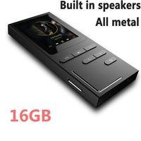 8 г/16 г Hi-Fi MP3 плеер без потерь Музыкальный плеер 70 часов воспроизведения встроенный Динамик голос Регистраторы/FM радио с возможностью расшир...