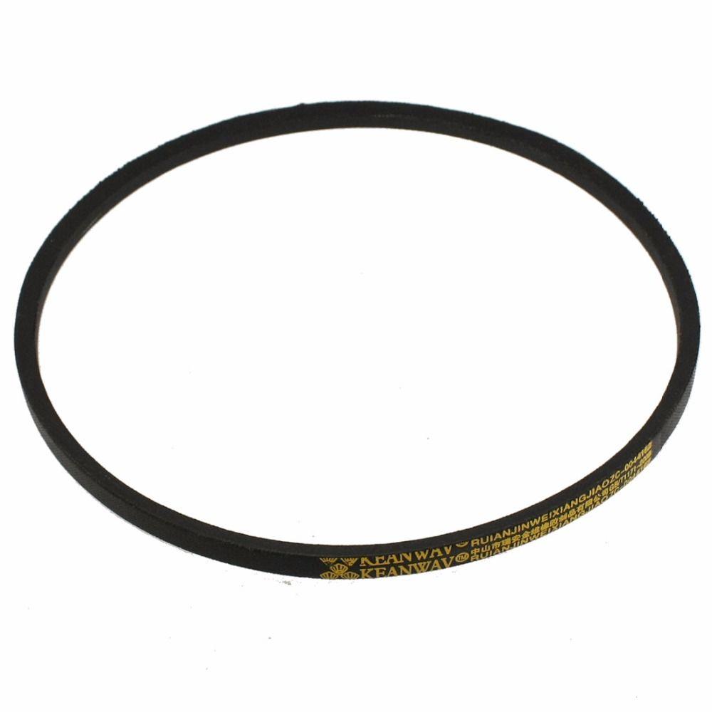 Uxcell Innenumfang 29 M Typ Maschinen Stick Band Vee Keil Seil V Gürtel Umfang Black Rubber Qualität Neue