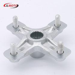 4*M10 115mm 24T Rear Axle Wheel Hub Fit For Motoland 250s YAMAHA RAPTOR ATV YFM 350 450 660 700 1PE-F53K0-00-00 1S3-25383-20-00