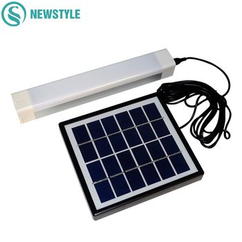SMD2835 51LEDs Outdoor Solar Panel Camp Light USB Rechargeable 5W Portable Tents Emergency Night Lamp Hiking Lantern Lights