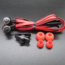3.5 Mm In-Ear Earphone Headphone Stereo Headset Super Stereo Earbud untuk Meizu MP3 MP4 iPhone untuk Xiaomi Huawei Sony Samsung
