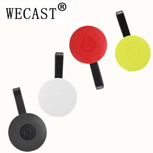 Wecast E8 HDMI 1080P Multi-Screen Interactive Wifi Display Dongle Receiver Airplay Chromecast RK3036 Support Miracast DLNA