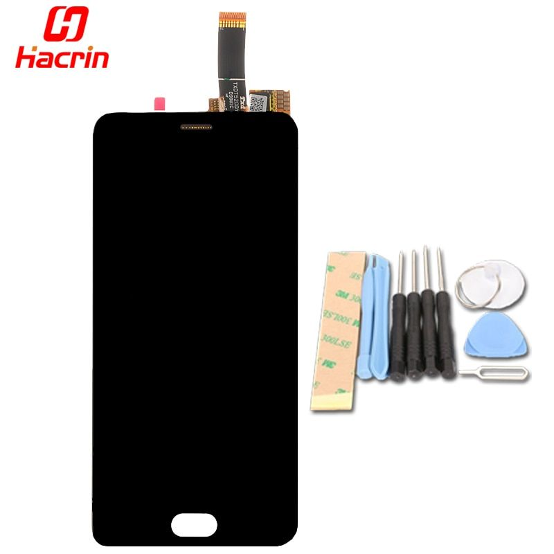 Meizu M6 LCD Display + Touch Screen + Tools Set 5.2 HD Test Good Digitizer Assembly Replacement For Meizu M6