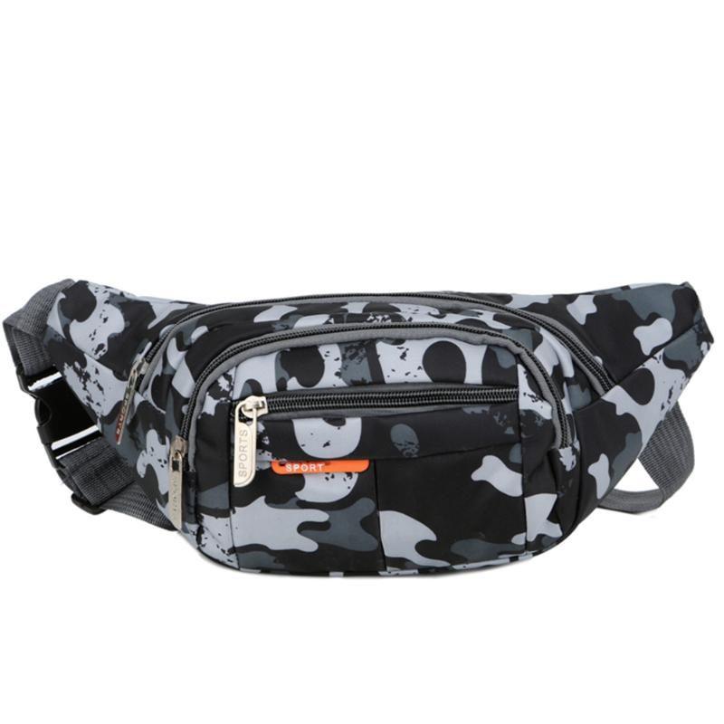 Unisex Oxford Tasche Multifunktionale Mini Taille Tasche Reisetaschen Outdoor Sport Handytasche taille packs Lauf Taschen für frauen männer