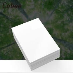 Cobee a 100 pcs 5/6/7 Pouce Photographique Papier Brillant Impression Papier Imprimante Photo Papier Impression Couleur Enduit pour L'impression À Domicile
