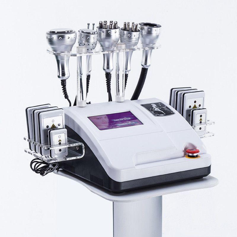 2019 tragbare lipo rf vakuum 40 K ultraschall abnehmen kavitation maschine