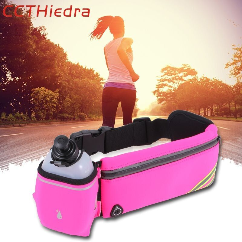 CCTHiedra Multifunction Universal Waterproof Sport Running Waist Bag Armband 4.0''-6.0'' Mobile Phone arm band