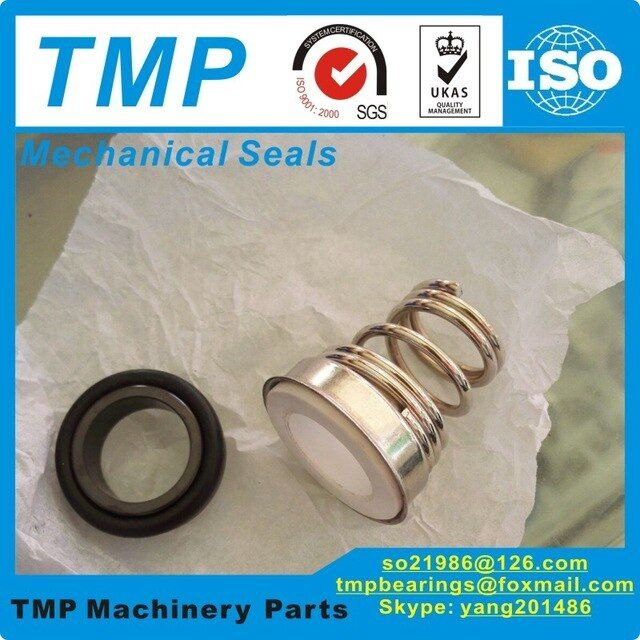 155-32mm Mechanical Seal (Material:Ceramic/Carbon/NBR) for Circulating water pumps | AES T04/Burgmann BT-FN/ROTEN Type 3